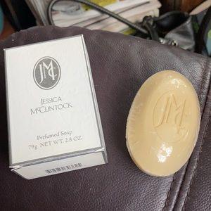 Jessica McClintock Perfumed Soap 79g (2.8 Oz) NEW!